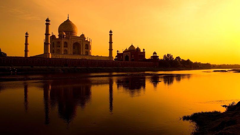 Taj Mahal - India - Inde