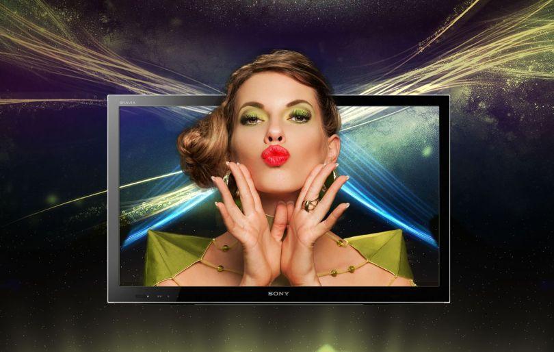 Téléviseur Sony - 3D