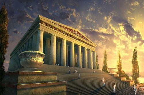 Temple Grec - 1