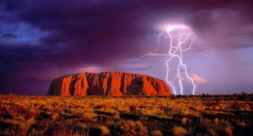 Uluru - Ayers rock - Australie - 1