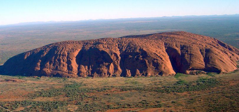 Uluru - Ayers rock - Australie - 10