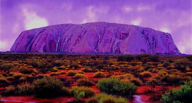 Uluru - Ayers rock - Australie - 2
