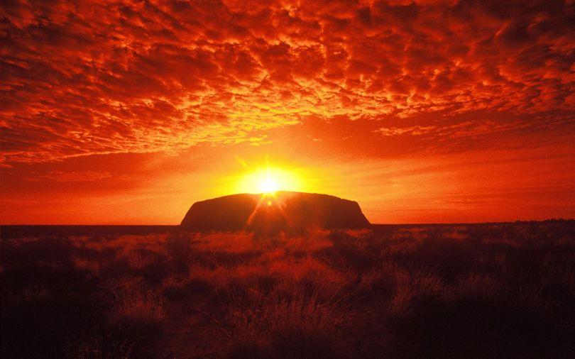 Uluru - Ayers rock - Australie - 4