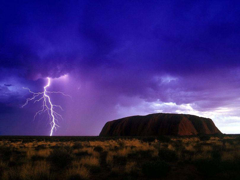 Uluru - Ayers rock - Australie - 8