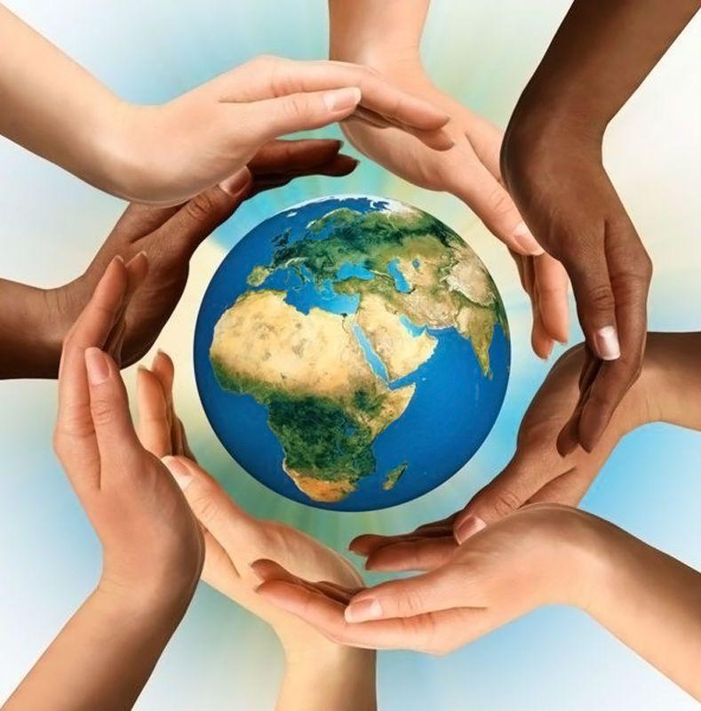World - Monde - Mains - Hands
