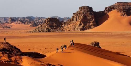 Désert - Algérie - 1