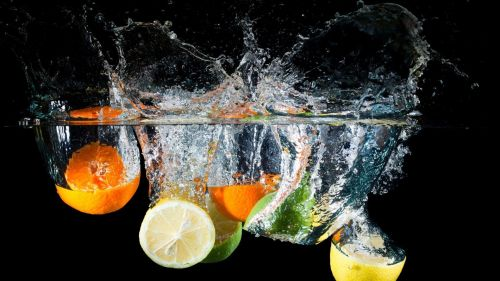 Fruit - Eau - Water - Wallpaper - 143