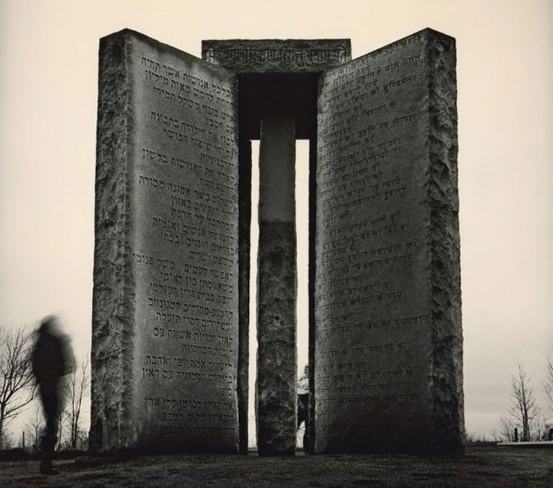 Georgia Guidestones - 1