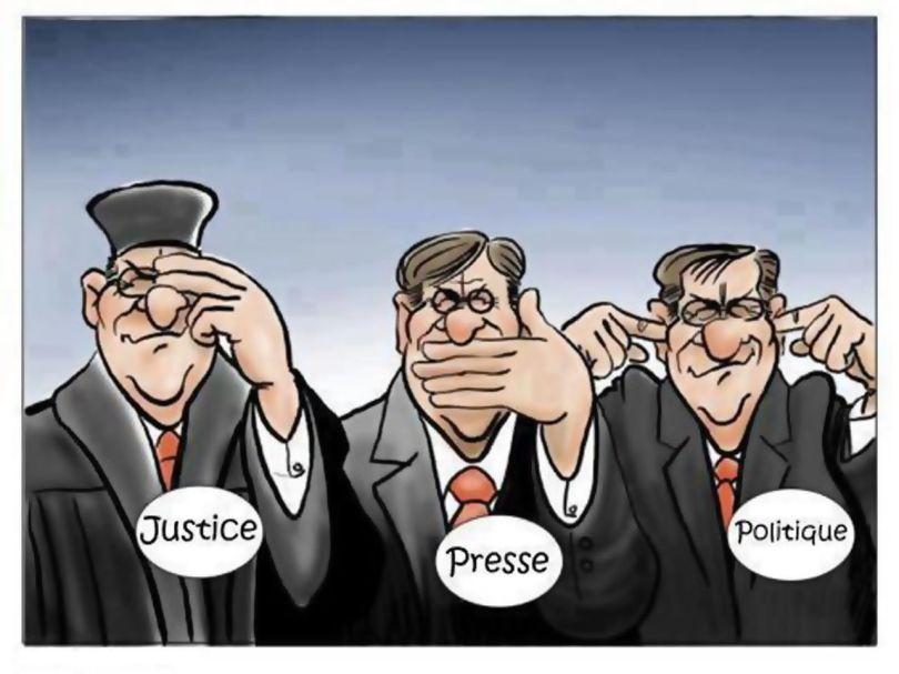 Justice frnaçaise - 1
