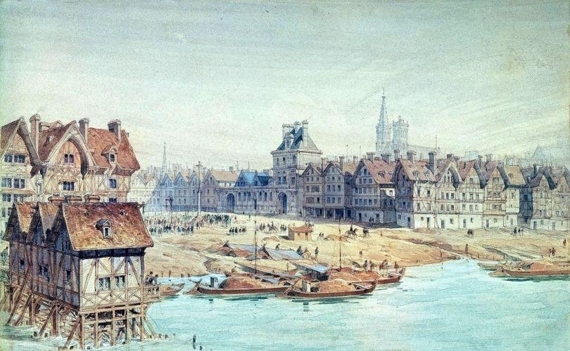 Place de Grève - Paris