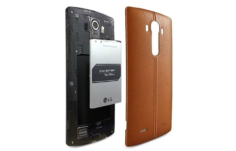 Batterie amovible - Smartphone - 1