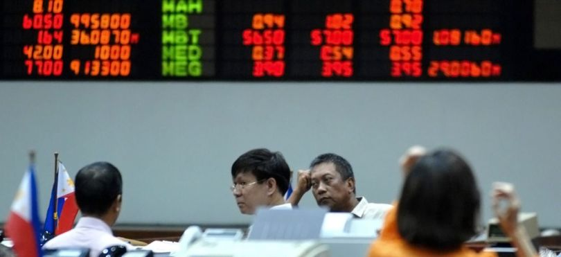 Bourse des Philippine