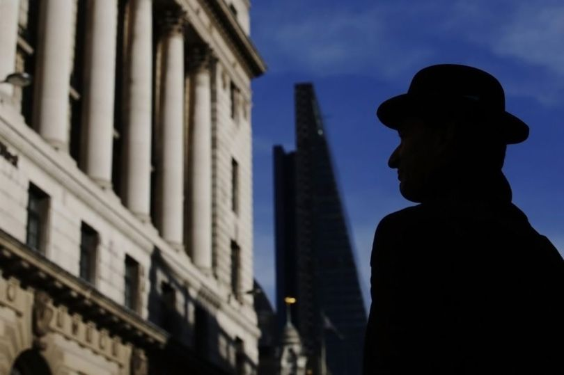 City - Londres - Financier