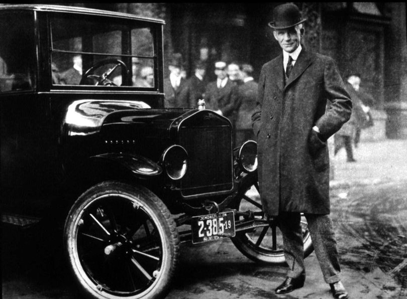Henry Ford - Tin Lizzy
