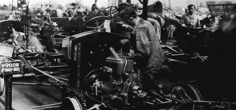 Job - Travail à la chaine - Automobile