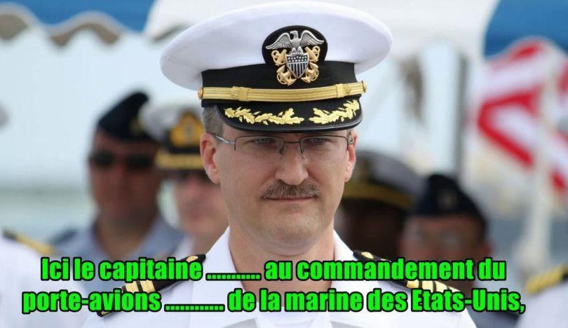 Marine américaine vs marine espagnole