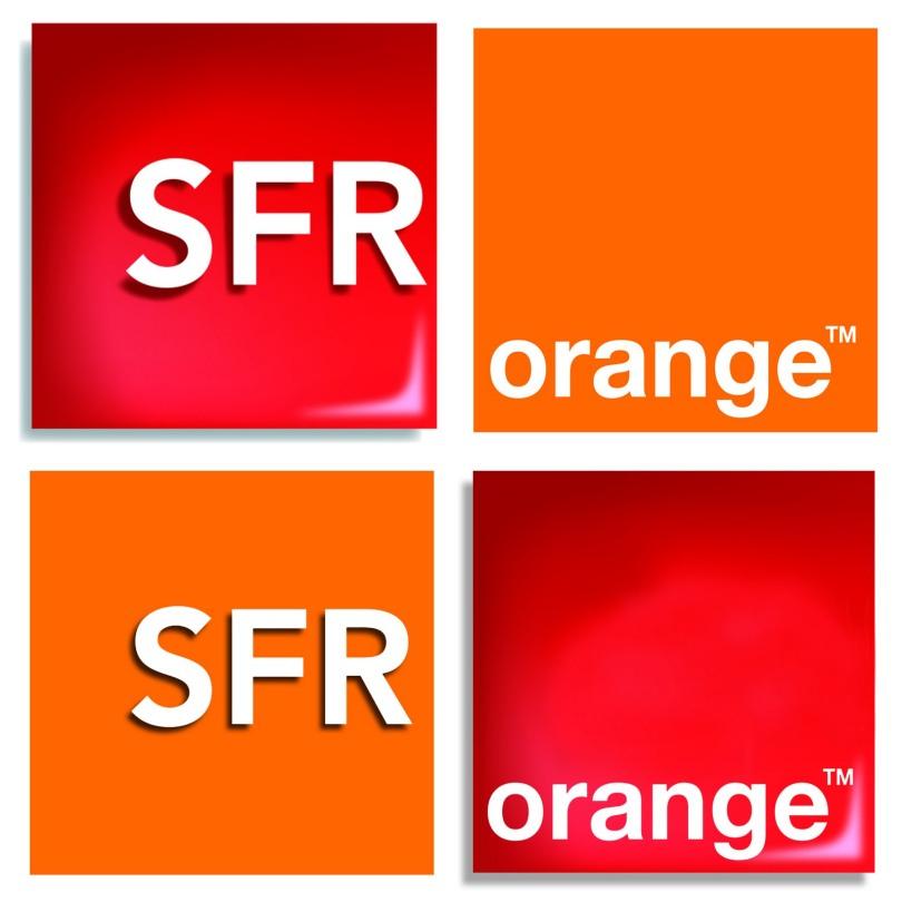 SFR & Orange