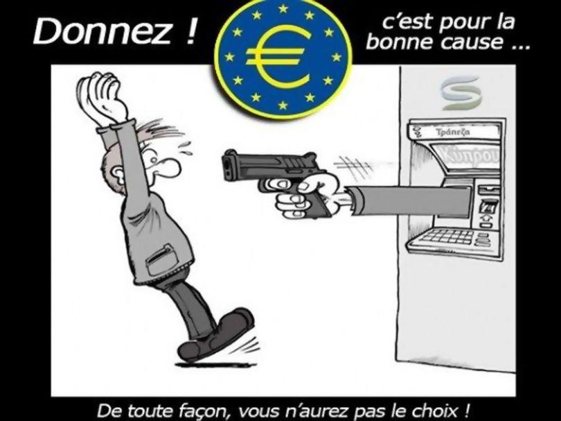 Vol bancaire légalisé