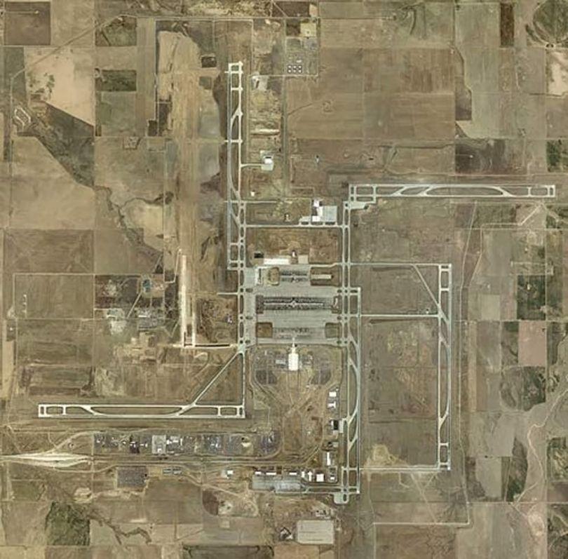 Aéroport - Denver - Colorado - 1