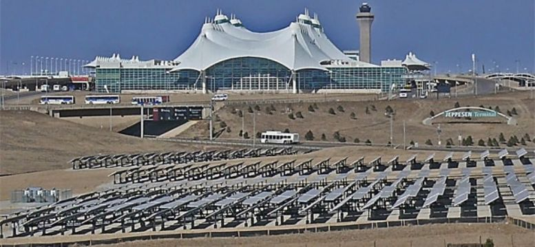 Aéroport - Denver - Colorado - 11