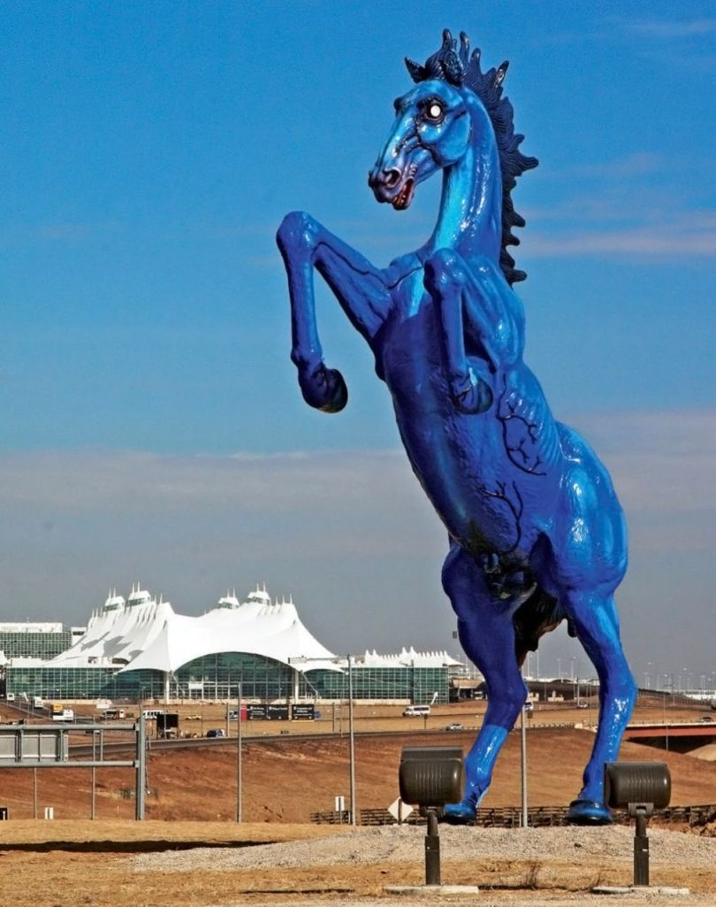 Aéroport - Denver - Colorado - 2