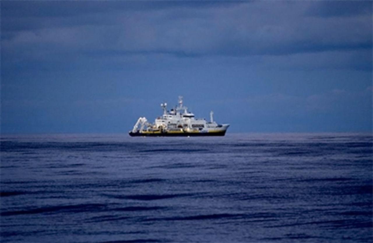 Atalante Boat - Ifremer