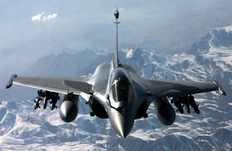 Avion de combat Rafale - Dassault