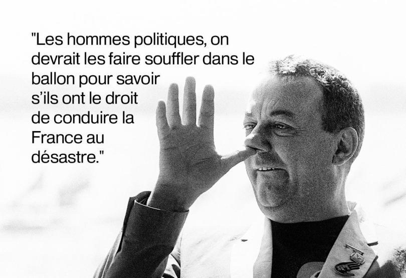 Coluche - Politique - 3