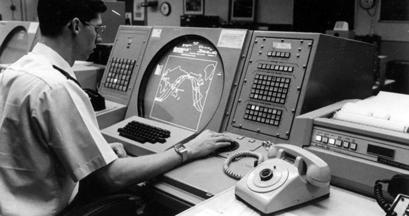Contrôle radar armée