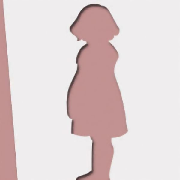 Enfant manquant - Icône