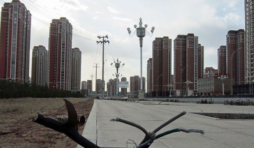 Ghost town - China - 1