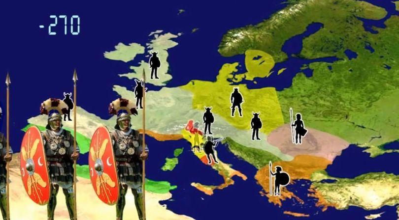 Histoire de l_Europe - 1