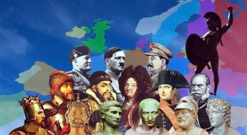 Histoire de l_Europe - 3