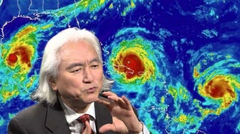 Irma - Ouragan - Hurricane - Dr. Michio Kaku