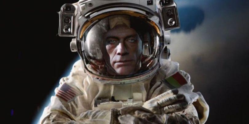 JCVD - Astronaute - 2