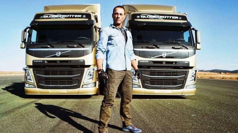 JCVD - Volvo Trucks - 1