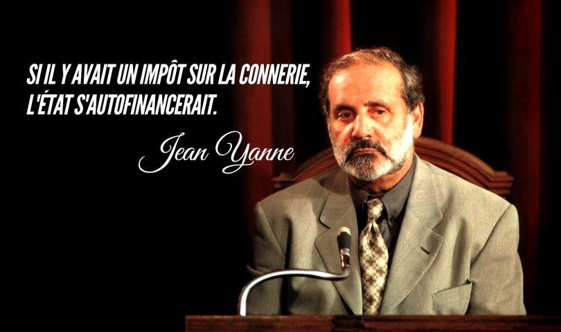 Jean Yanne - Politique - 1