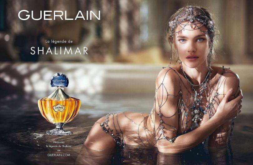 La Légende de Shalimar - Parfum Guerlain