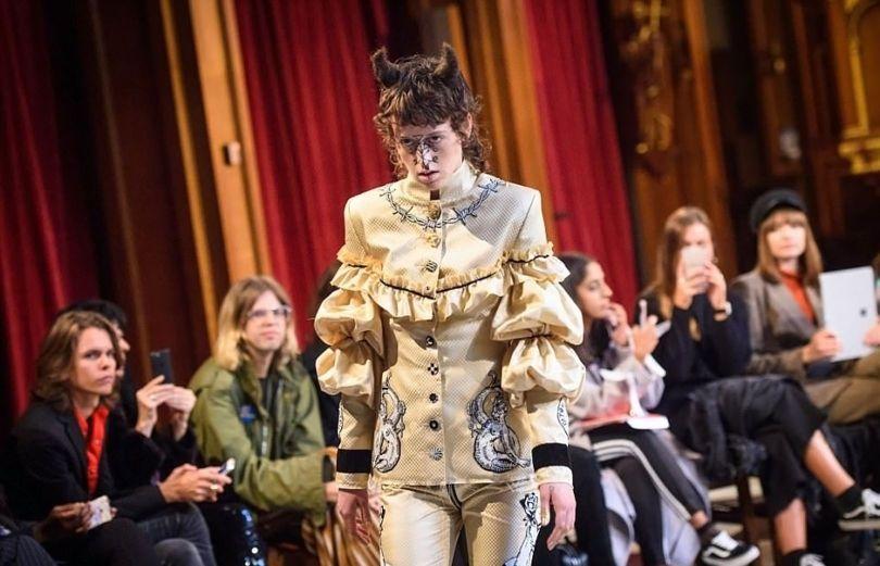 London Fashion Week Satanic - 13
