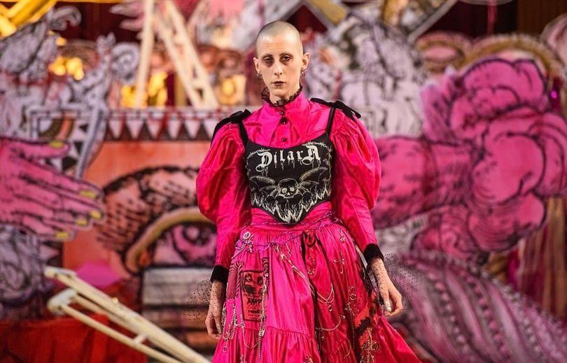 London Fashion Week Satanic - 15