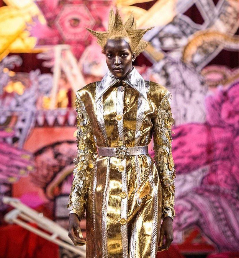 London Fashion Week Satanic - 16