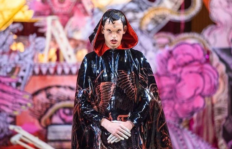 London Fashion Week Satanic - 3