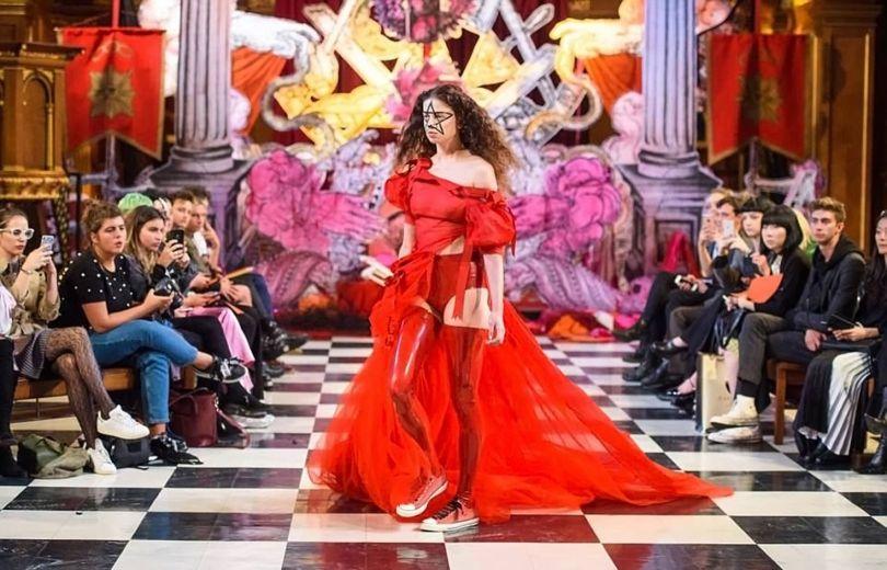 London Fashion Week Satanic - 9
