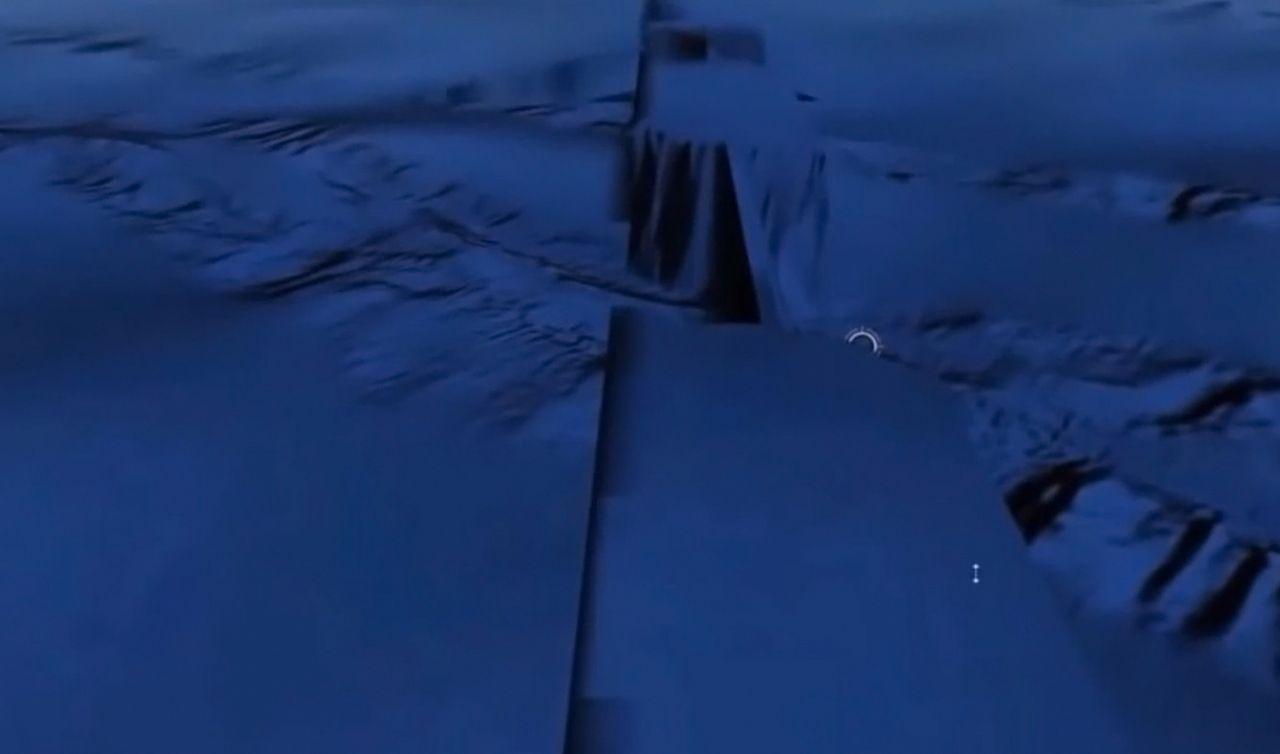 Mur - Wall - Google Earth - 1