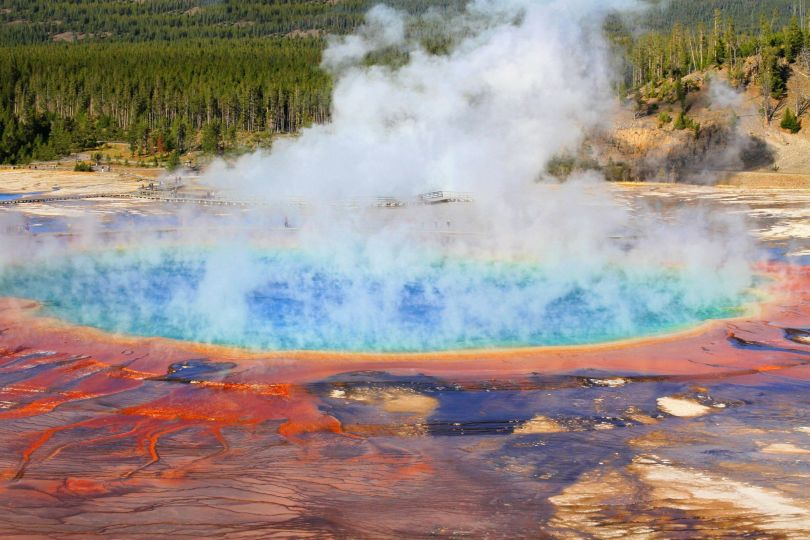 Supervolcan - Yellowstone - 3