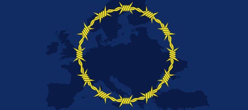 Union européenne - Logo - Dictature