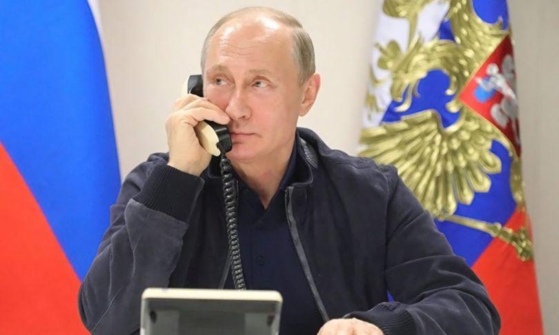 Vladimir Poutine - 1