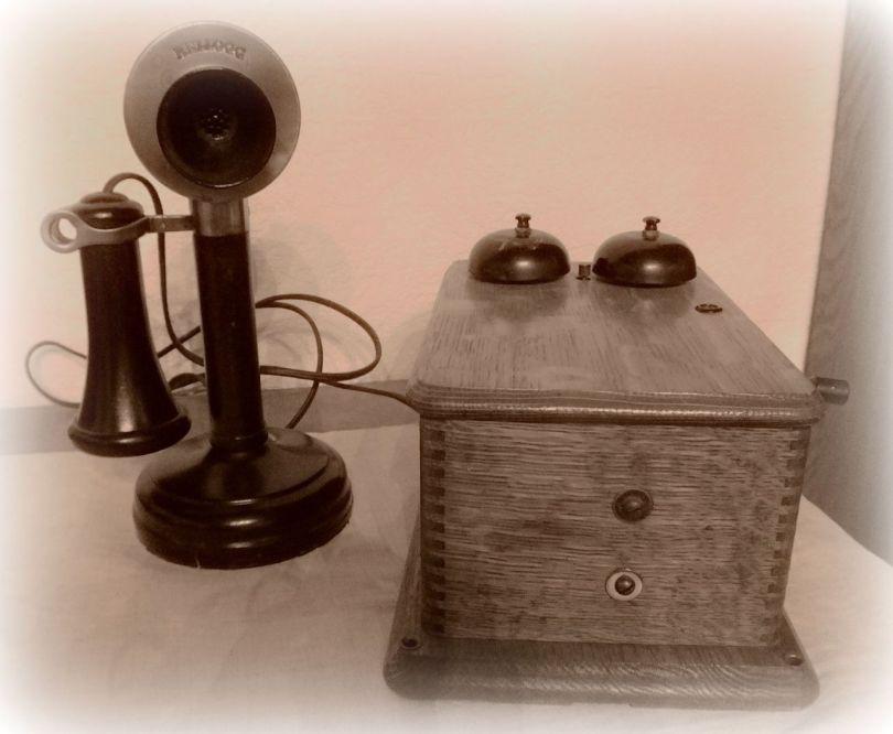 Ancien téléphone