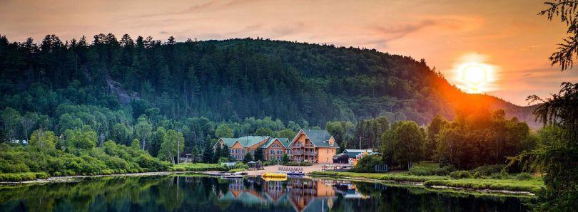 Auberge - Lanaudière - Québec - Canada