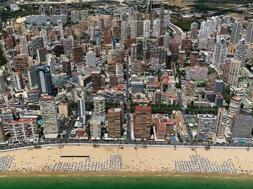 Benidorm - Espagne - 2010